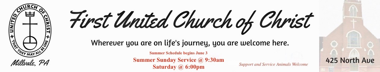 First United Church of Christ Millvale